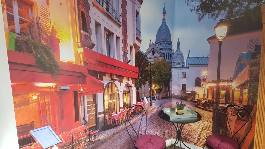 Slaapkamer Parijs